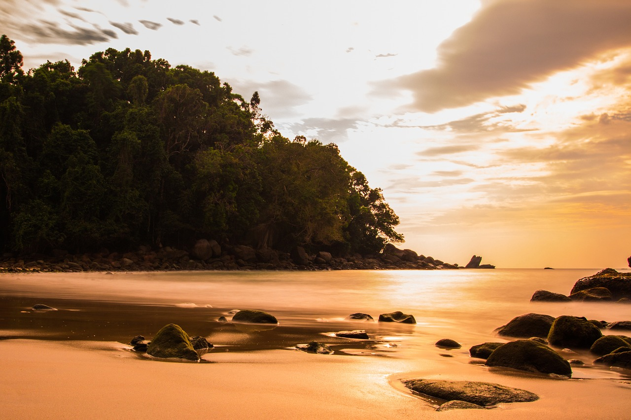 sunset-tropical-beach-1171685_1280