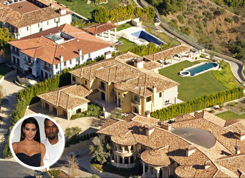 Top 10 Expensive Celebrity Homes Page 4 Funtality Com